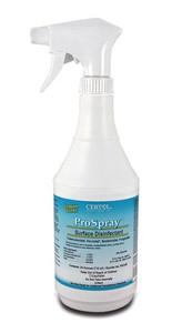 Disinfectant Pump Spray, 24 oz, 15 per case