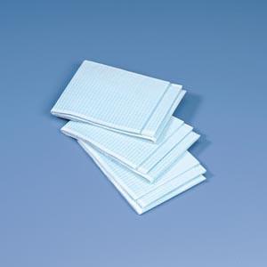"KaycelTowel, Blue, Non-Sterile, 19-1/2"" x 28"", Absorbent, General Purpose, 500 per case"