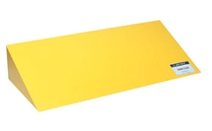 """Justrite® Safety Cabinet Angled Cover for 60 gal Cabinets, 34"""" Deep"""