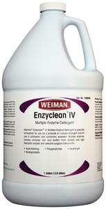 EnzycleanIV Multiple Enzyme Detergent, 1 Gallon, 4 per case