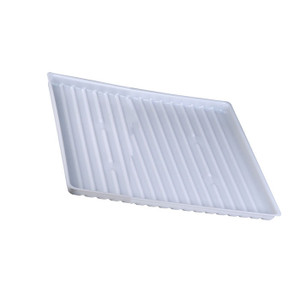 Polyethylene Tray For Shelf Number 29950 Or 15 Gallon Under Fume Hood Safety Cabinet