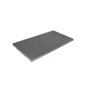 ChemCor SpillSlope Steel Shelf For 23 Gallon Under Fume Hood Safety Cabinet