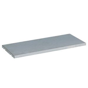 SpillSlope Steel Half-Depth Shelf For 55-Gal. Vertical Drum Or Double-Duty 115-Gal. Safety Cabinet