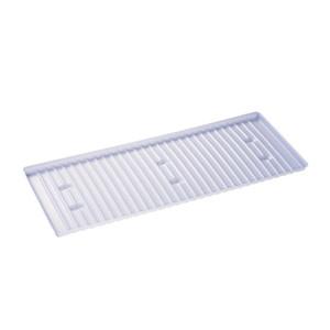 "Polyethylene Sump Liner Fits Inside Bottom Sump Of 31 Gallon (48""W) Under Fume Hood Safety Cabinet"