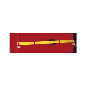 45 Gal Yellow Replacement Security Bar For Hi Security Safety Cabinet