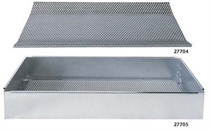 Justrite® Sediment Screen for Rinse Tank 27220, Size B