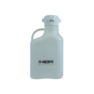 Carboy, 5 L, High Density Polytheylene (HDPE), 83mm Cap