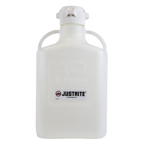 Carboy, 10 L, High Density Polyethylene (HDPE), 83mm Cap