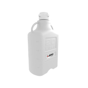 Carboy, 20 L, High Density Polyethylene (HDPE), 83mm Cap