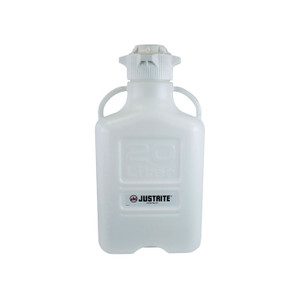 Carboy, 20 L, High Density Polyethylene (HDPE), 120mm Cap