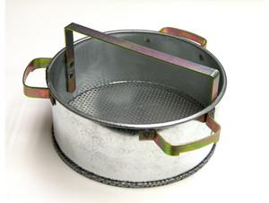 Replacement Basket for Justrite 2 gal Dip Tank & 1 gal Wash Tank