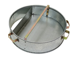 Large Drain Basket for Justrite 8 gal Dip Tank