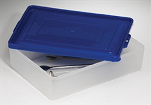 Autoclavable Multipurpose Tray with Lid