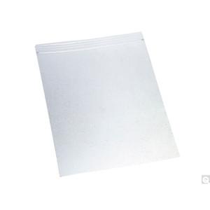 "2 x 3"" LDPE 4 MIL Clear Zipper Bags, case/1000"