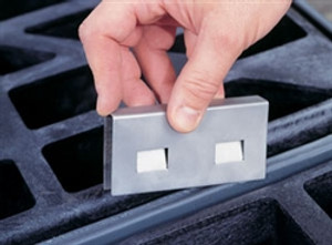 Justrite® Accumulation Center Accessory, Joining Clips