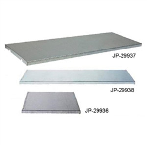 Justrite Spill Slope Shelf, Galvanized Steel for 12, 15, 22 gal Cabinets