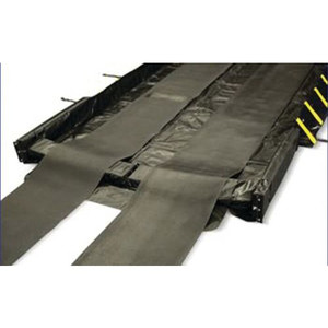 Talon Track Mat For Berm, Fits 12' x 12' Berm, Black