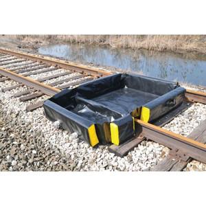 SpillNEST Railroad Berm, Black