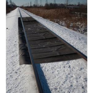 SpillNEST Railroad Containment Mats, Black