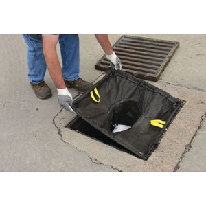 """StormNEST Catch Basin Filter Insert, Sediment And Oils - Rectangle XL, 25"""" To 42"""""""
