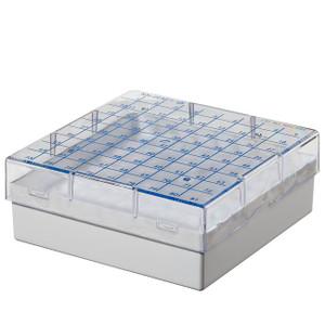 Nalgene® Microcentrifuge Tube Storage Boxes, (81) 0.5mL tubes, case/24