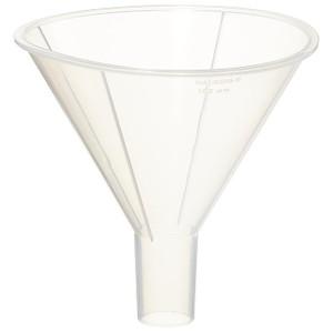 Nalgene® Polypropylene Powder Funnels, 100mm, 243mL, 6 per pack, case/24