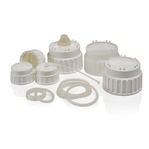 Nalgene® Replacement Sealing Gasket, 53B for NG-2160-0530 & NG-2162-0531, TPE, case/12