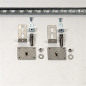 Justrite® Seismic Earthquake Safety Bracket Kit for Safety Cabinets