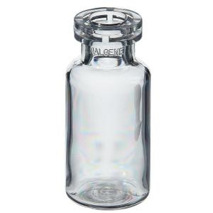 Nalgene® PETG Serum, Vials with Crimp Finish, Sterile, Shrink-Wrapped Modules, 3mL, case/3451