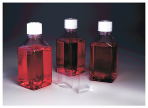 Nalgene® Heat-Shrink Bands for 38-430 PETG Media Bottles (1000mL), case/1000