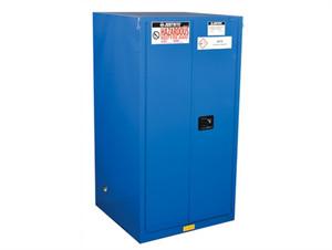 Justrite® HazMat Safety Cabinet, 2 Door Self-Closing, 60 Gal