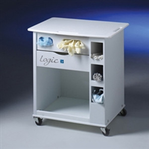Lab Cart, Logic Cart Mini Mobile Storage Cabinet