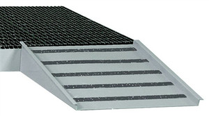 Spill Control Platform, Low Profile, 2-Drum, 33 gal sump