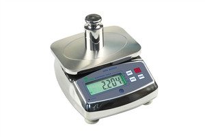 Waterproof Balance Scale, Accurate to 33 lbs with in 0.001lb