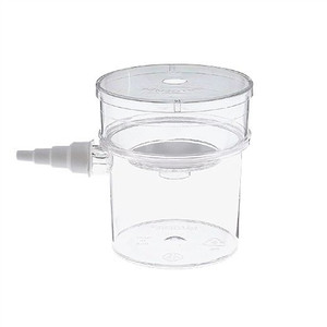 Nalgene® 122-0045 Sterile Disposable Filter Unit, SFCA 0.45uL, case/72