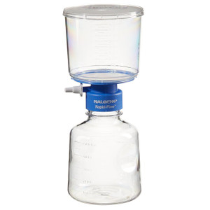 Nalgene® 167-0045 1000mL Filter Unit, PES Membrane, Sterile, 90mm, case/12