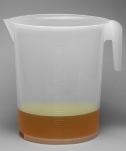 PP Pitcher, Graduated 10 Liter Beaker