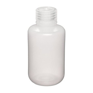 Nalgene® 2099-0016 Heavy Duty HDPE, IP2 Packaging Bottles, 16 oz, case/48