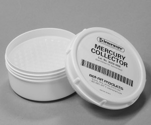 Mercury Spill Kit-Mercury Collector, case/12