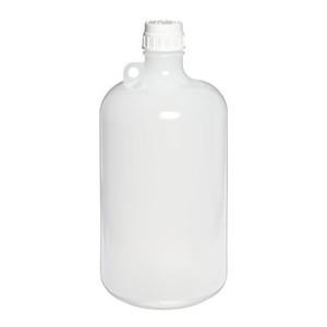 Nalgene® 2203-0010 Autoclavable Bottles, 4 Liter Narrow Mouth PP, case/6