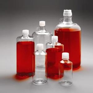 Nalgene® Polycarbonate Bottles, Narrow-Mouth 1000mL, case/24