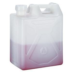 Nalgene® 2214-0050 Rectangular Jerrican Carboys, Heavy Duty, 20 Liter, case/4