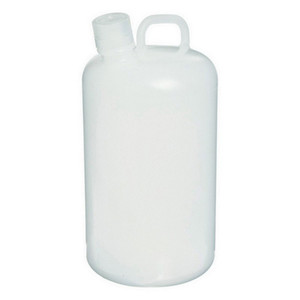 Nalgene® Jugs, handle, 4 Liter LDPE, Cap 38-430, case/6