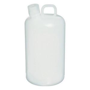 Nalgene® Jugs, handle, 4 Liter LDPE, Cap 38-430, case/6