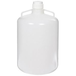 Nalgene® Autoclavable Carboy, 50 Liter Polypropylene, Cap 83B
