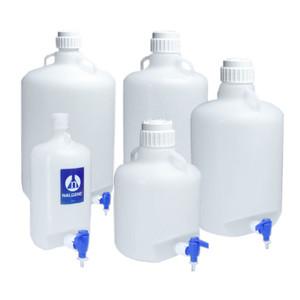Nalgene® Autoclavable Carboy with Spigot, Polypropylene, 50 Liter