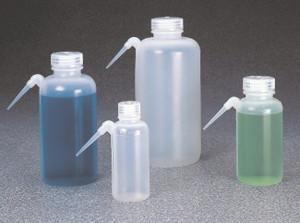 Nalgene® 2402-1000 Wash Bottles, 32 oz (1000mL) LDPE, Wide-Mouth Unitary, case/12