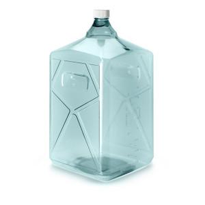 Nalgene® 3423-42 20 liter Sterile Polycarbonate InVitro Biotainer Carboys, case/3