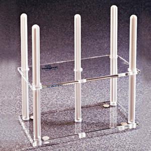 Nalgene® Petri Dish Rack, Polycarbonate (24) 100mm, case/4