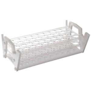 Nalgene® 5935-0020 Slant Test Tube Racks, Polycarbonate, 20mm, case/4